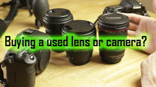 used-cameras-lenses-DSLR