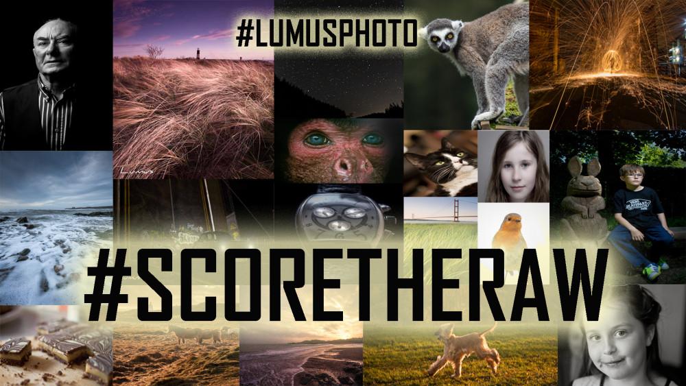 #scoretheraw photo challenge