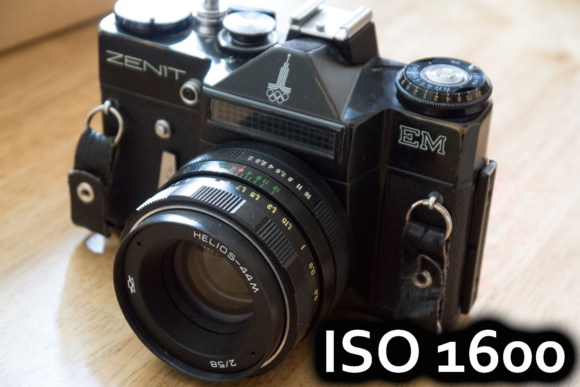 What-is-ISO-in-photography?