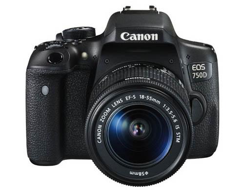 Canon-750D